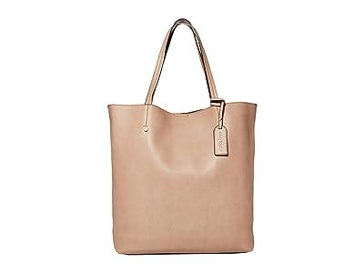 SOLE / SOCIETY Nuddo Tote 2 (Taupe) Handbags