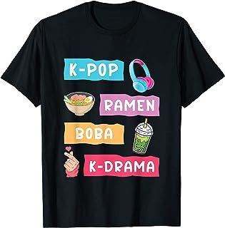 Sponsored Ad - K-Pop Fashion for Fans of korean K-Drama & K-Pop Merchandise T-Shirt