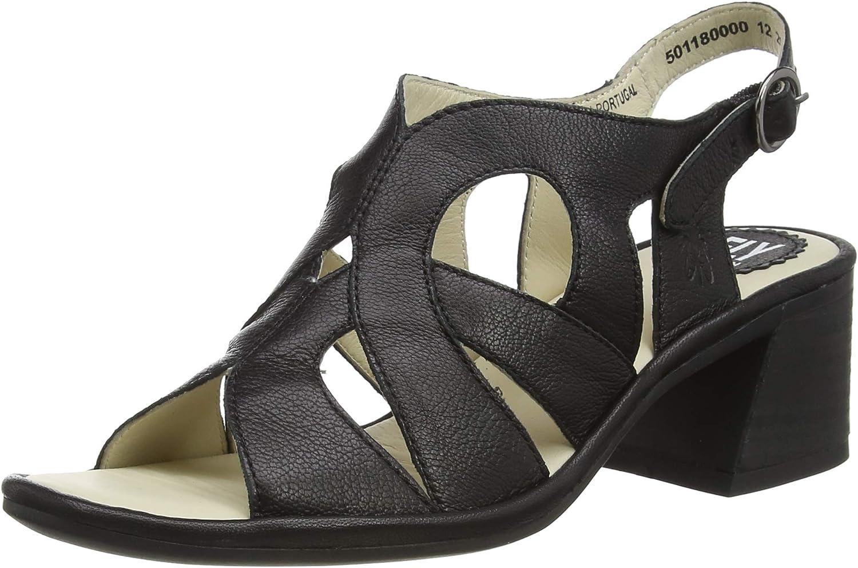 5 ☆ popular Fly London Girl's Heels Toe Sandals Open Max 80% OFF
