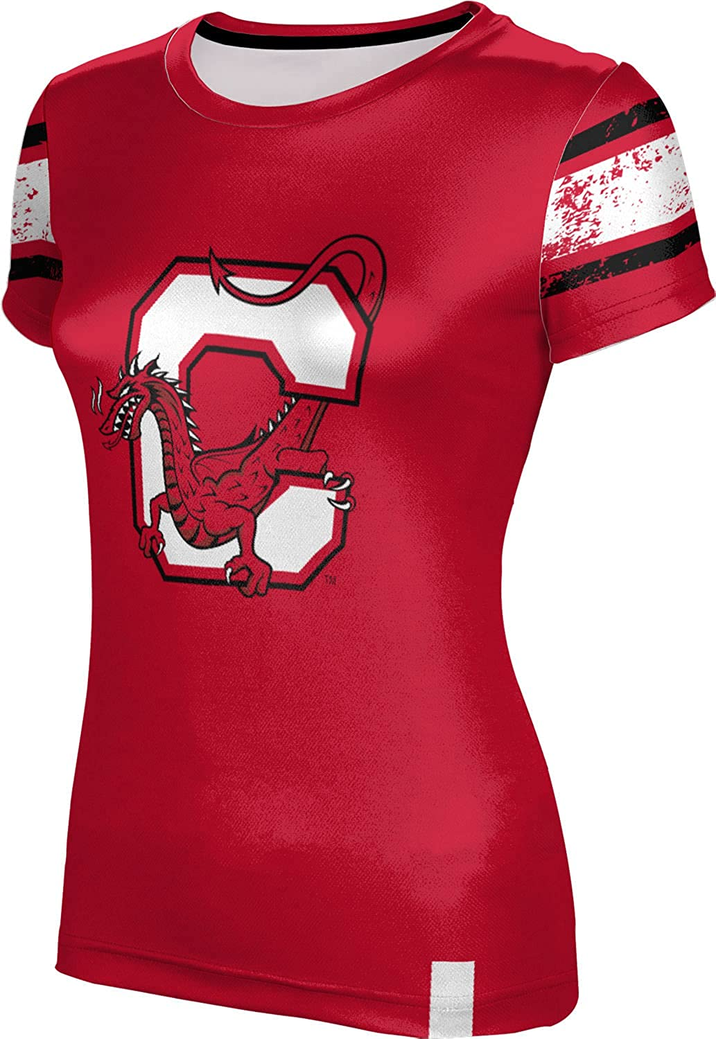 State University of New York College at Cortland Girls' Performance T-Shirt College Apparel