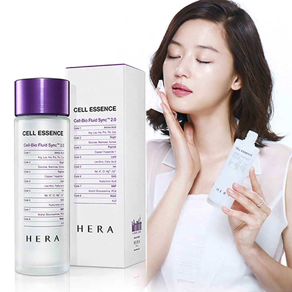 寸前予約代表HERA/ヘラ セルエッセンス セル?バイオフルイドシンク2.0 150ml 5 Oz 2016ニューバージョン(Hera Cell Essence Cell-Bio Fluid Sync 2.0 150ml 5 Oz 2016 New Version) [並行輸入品]
