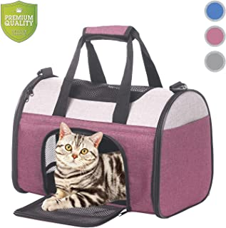SENYEPETS Cat Carries (Pink)