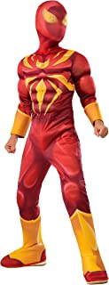 Rubie's Costume Spider-Man Ultimate Deluxe Child Iron Spider Deluxe Child Costume Large 610871_L