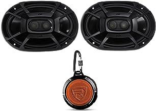 2 Polk Audio DB692 6×9 450w Car/Marine/ATV/Motorcycle Speakers+Speaker