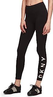 DKNY Women's Tummy Control Workout Yoga Leggings