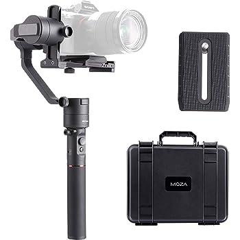 Moza AirCross - Estabilizador de 3 Ejes para cámaras sin Espejo de ...