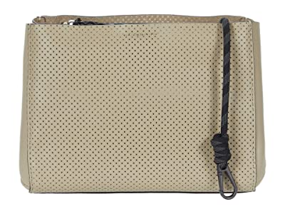 rag & bone Passenger Crossbody (Light Sand Perf) Handbags