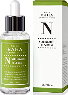 Niacinamide 10% + Zinc 1% Serum for Face - Pore Reducer + Vitamin B3 for Brightening + Uneven Skin Tone Treatment + Dimini...