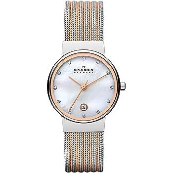 Skagen Women's Analog Quartz Quartz Watch with 355SSRS