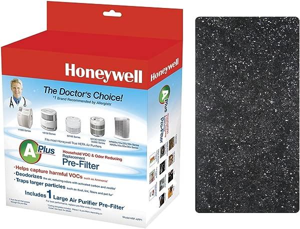 Honeywell Premium Odor Reducing Air Purifier Replacement Pre Filter