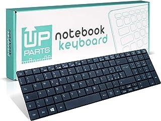 UPTOWN Up Parts® up-kbr013–Teclado Notebook Acer Aspire E1–531Aspire E1–571TravelMate P253EasyNote TM99–Layout Italiano–Original, Leader Italiano de los Rodillos Notebook.