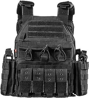 vAv YAKEDA Tactical Vest Military Airsof Vest for Men