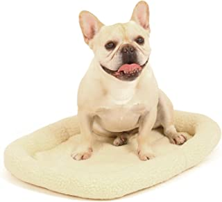 Carlson Pet Products Machine Washable Fleece Pet Bed, Small