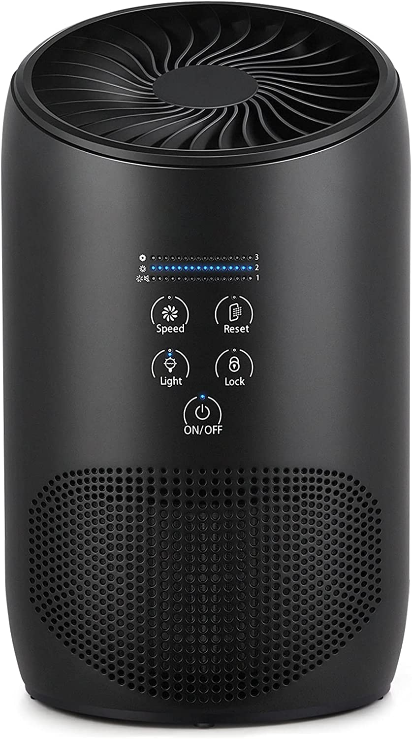 Air Purifier for All stores 5% OFF are sold Home Bedroom Filter Cleaner with HEPA True