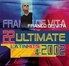 22 Ultimate Latin Pop Hits 2002