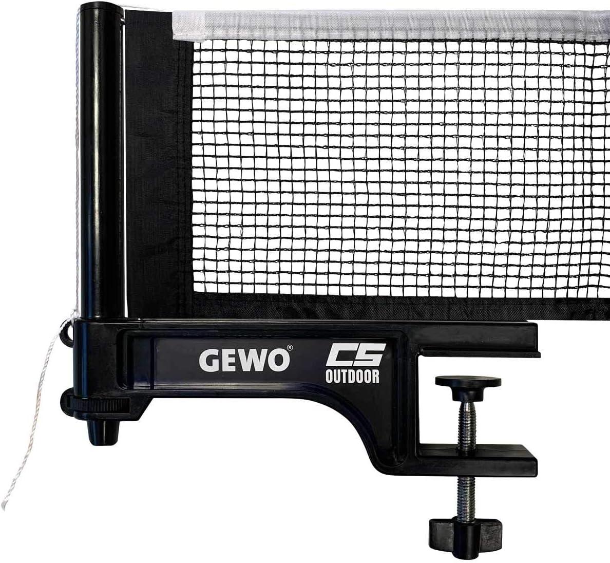 GEWO CS Outdoor - Red de Ping Pong