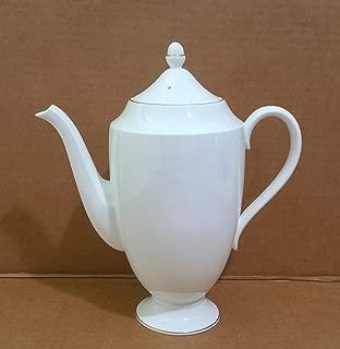 Wedgwood Bone China Signet Gold Coffee Pot & Lid 5 Cup