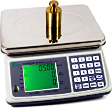 66 LB x 0.002 LB MCT-66 Plus Medium Counting Scale With Keypad, 7.5