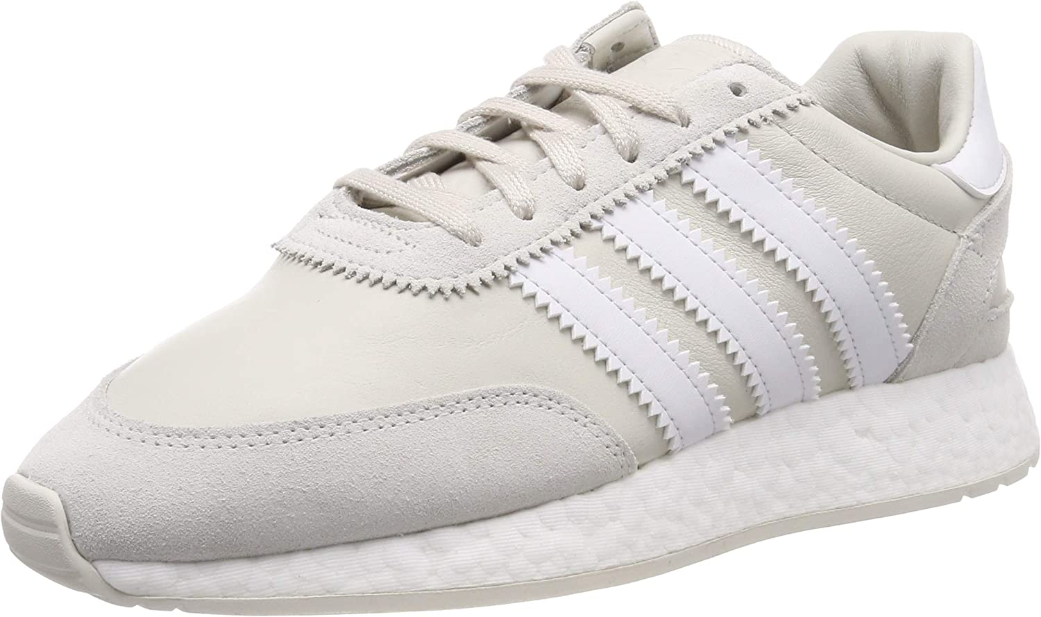 Adidas Mens I-5923 Suede Raw White Crystal White Trainers 11.5 US