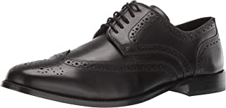 Men's Nelson Wing Tip Oxford Dress Casual Lace-up