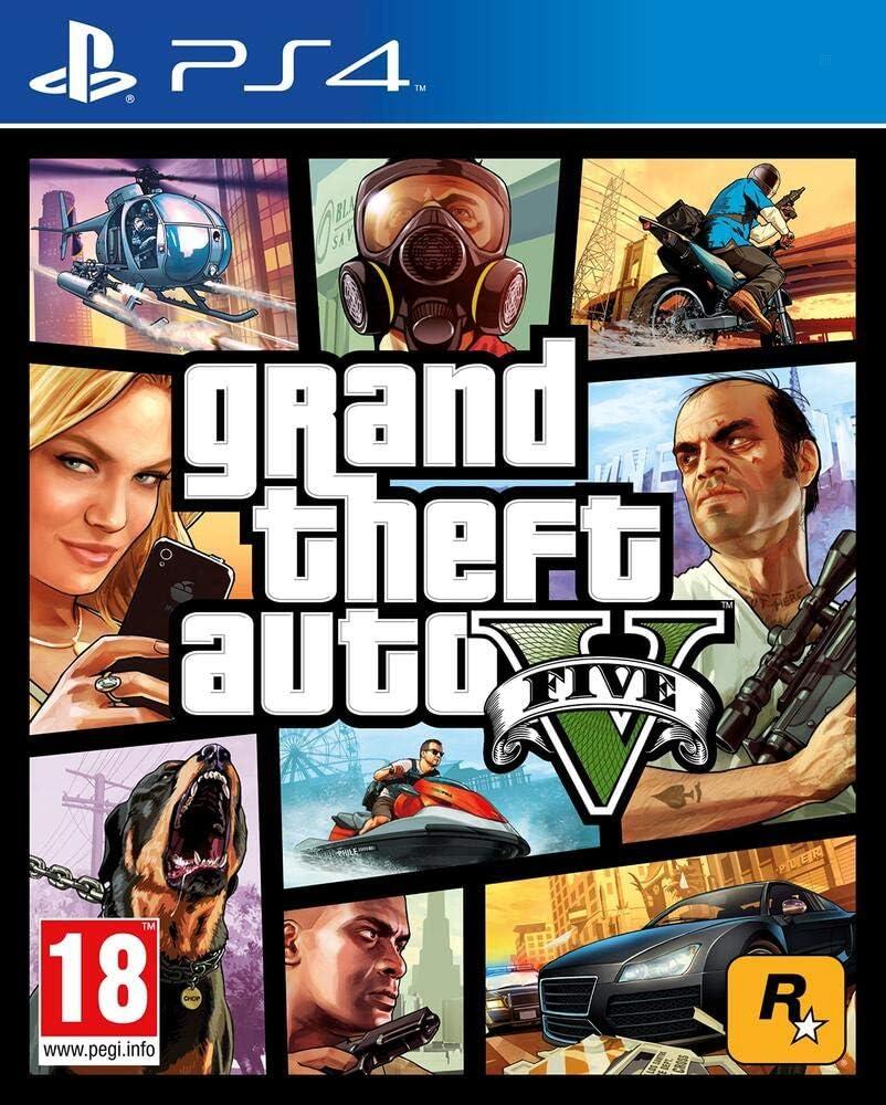 GTA V : Playstation 4 , FR
