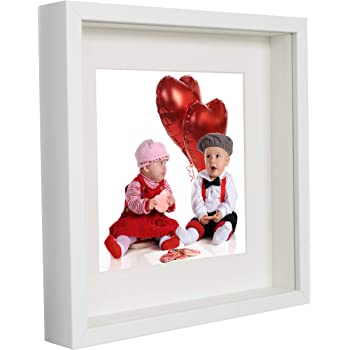 23 x 23 cm Heart Picture Mount *Pack of 4* Ribba Photo Frame Mounts