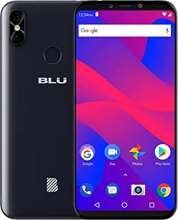"BLU Studio Mega 2018-6.0"" HD Unlocked Smartphone with..."
