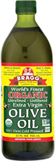 Bragg Organic Cold Pressed Olive Oil, 946 ml