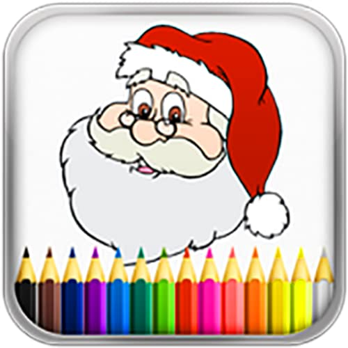 Christmas Coloring Pages Game FREE
