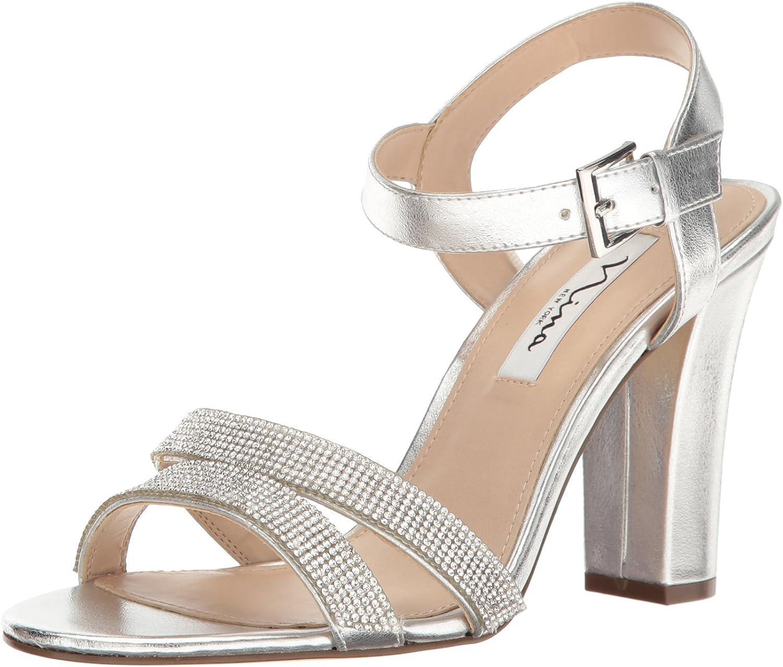 Nina Womens Sylvie Dress Sandal