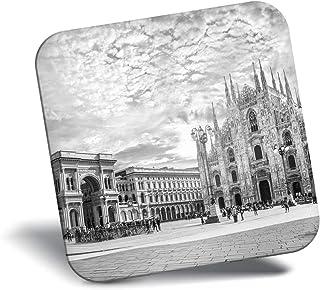 DONSOUVENIR Magnetico Milano Modello CALAMITA da FRIGO Piazza del Duomo