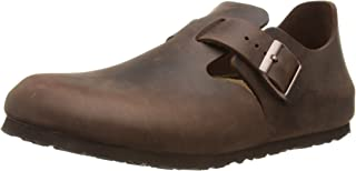 Birkenstock Shoes ''London'' from Leather in Habana 42.0 EU N