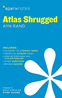 Atlas Shrugged SparkNotes Literature Guide (SparkNotes Literature Guide Series)