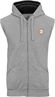 Ubisoft - The Division Sleeveless Hoodie (Grey, X-Large)