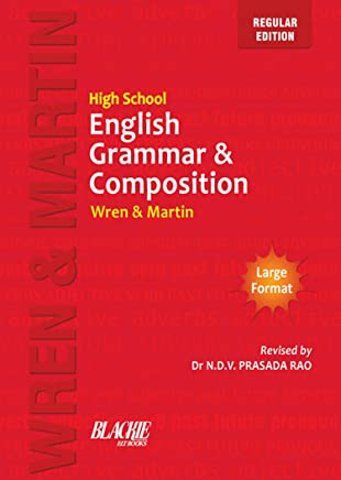 High School English Grammar and Composition Book (Regular Edition)