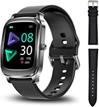 Sponsored Ad - Smart Watch, Hongmed Sport Fitness Tracker with Heart Rate, Sleep Monitor, Smartwatch for Android Phones iP...