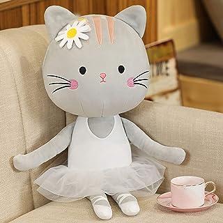 Ballerina Dolls Kitty Stuffed Animals Plush Cat Toys Ballet Dance Recital Gifts for Girls 13.5 Inches