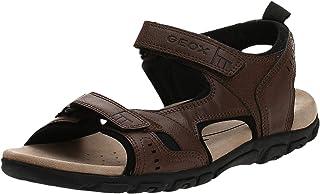 Geox Uomo Sandal Strada D, Sandalia con Pulsera Hombre