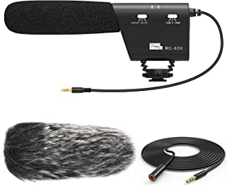 directional video condenser microphone