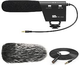 Best panasonic mic150 xlr on camera shotgun microphone Reviews