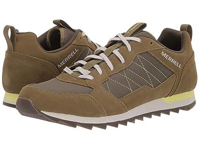 Merrell Alpine Sneaker (Olive) Men