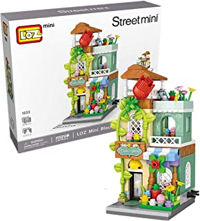 LOZ Mini Building Blocks Building Puzzles Street Toys for...