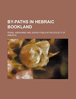 By-Paths in Hebraic Bookland