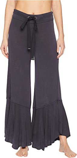 Low Rise Ankle Length Sweet Flow Pants