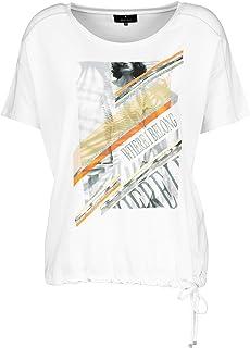 MONARI - Maglietta con paillettes