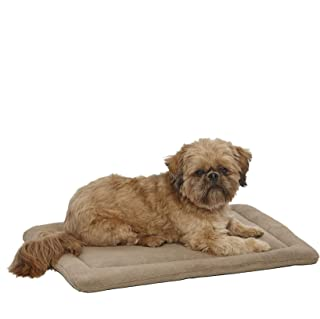 سرير فاخر للحيوانات الأليفة من الوبر الدقيق من ميدويست هومز فور بتس