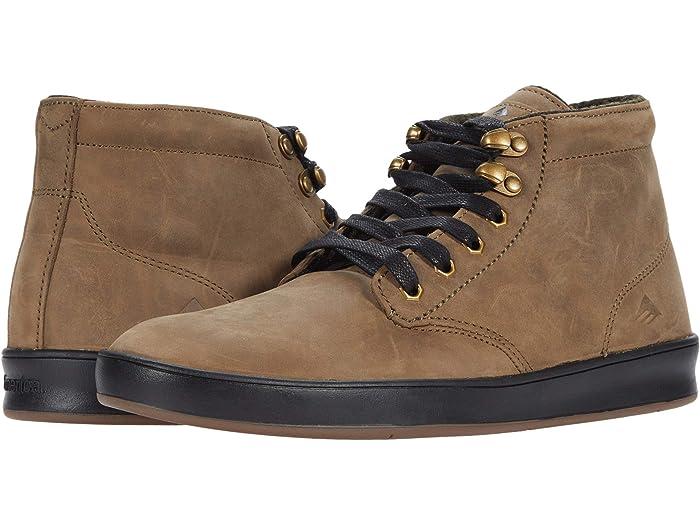Emerica Mens Romero Laced High Top Skate Shoe