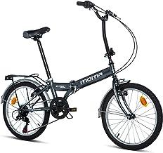 Moma Bikes Bicicleta Plegable Street, 6 velocidades, Adultos