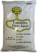 Palmetto Poolfilter-50 Superior Pool Sand Filter – 20# Grade – Formula, Commercial..