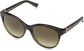 نظارة شمسية من نينا ريتشي للنساء باطار بيضاوي - SNR003-560GEN - 56-135 -17 ملم